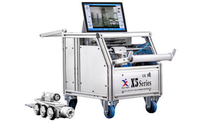 X5-HMA CCTV Inspection Crawler